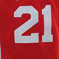 21 # Maillot rouge