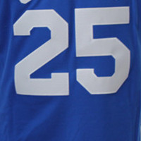 25 # Jersey Bleu