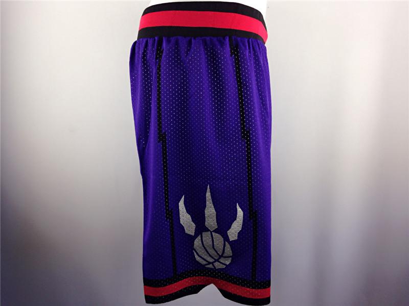 Shorts roxos
