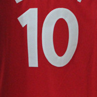 10 # Red Jersey