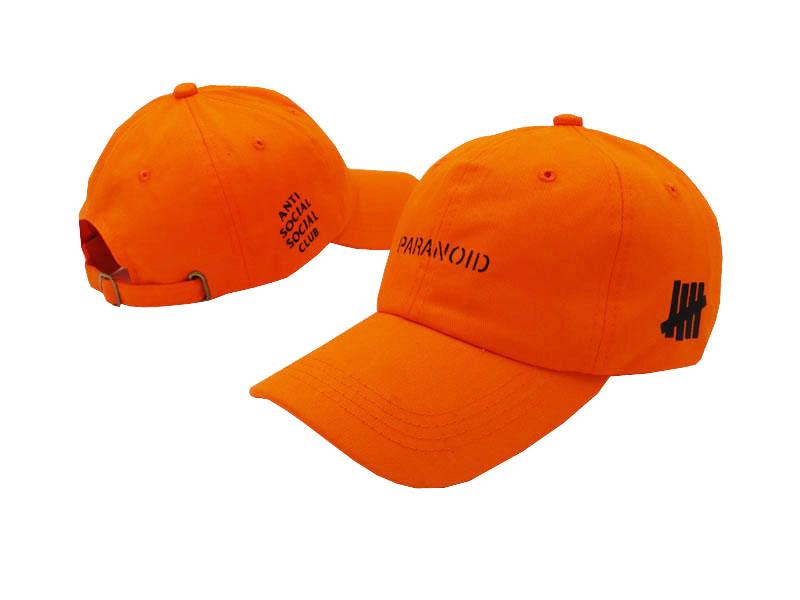 Anti social NECESIDAD naranja