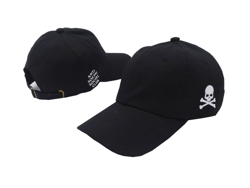 Anti social cráneo headblack