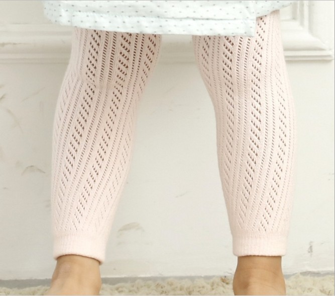 Ankle Leggings-Pink(With Box)