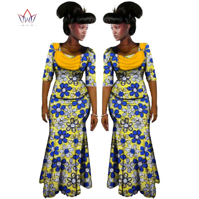 African print set custom made plus size women clothing 6xl for Best custom made dress shirts online