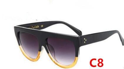 C8 noir jaune