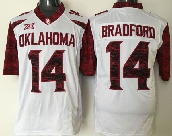 f52476bb ... Brian Bosworth College Jersey: 2018 Oklahoma Sooners 6 Baker Mayfield 44  Brian Bosworth