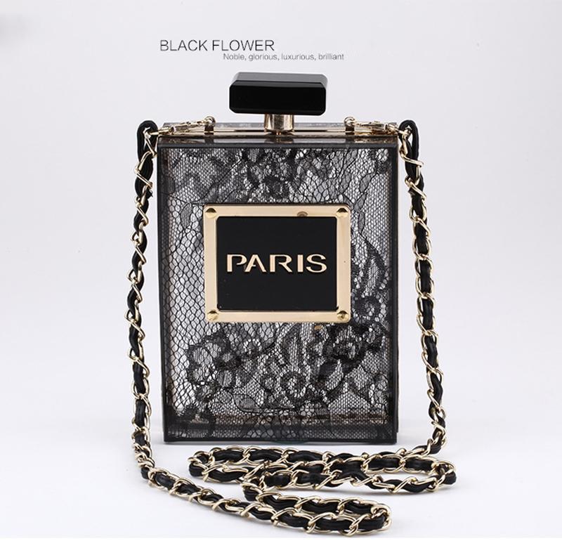 Lace Black