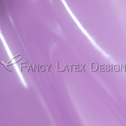 прозрачный фиолетовый с белым