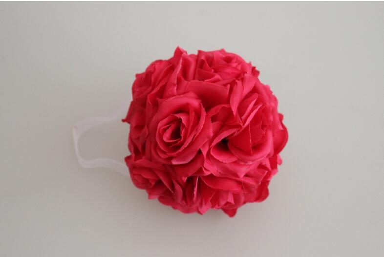 장미 핑크