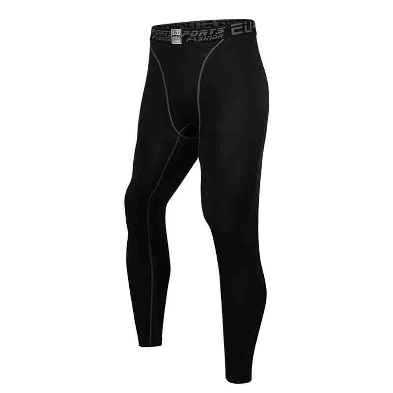 Черный (Длинные брюки)