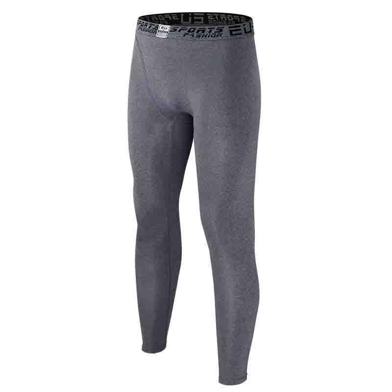 Серый (Длинные брюки)