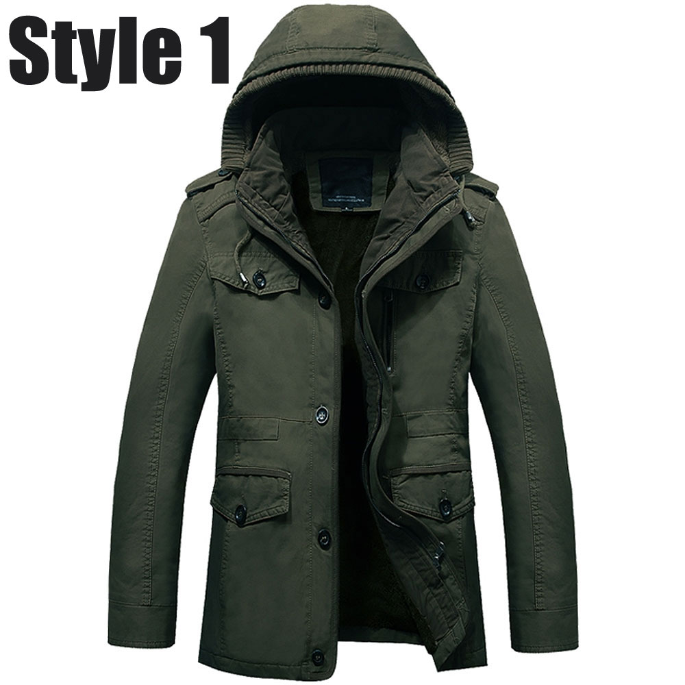 Style1 Army Green