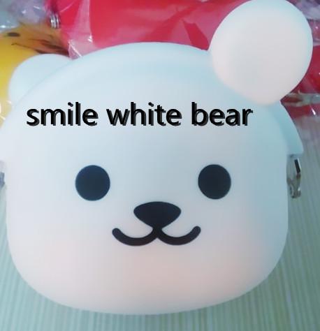 bear smile