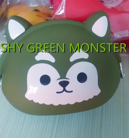 10dark green owl