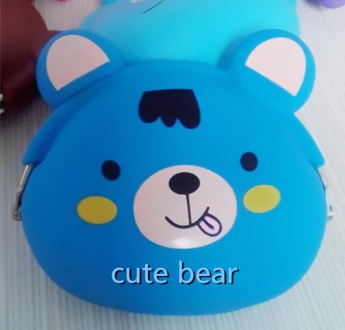 13blue cute bear