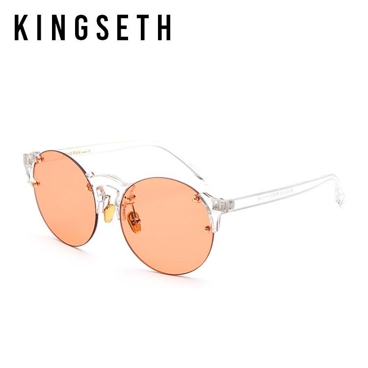 Cadre transparent Orange Rouge Lens