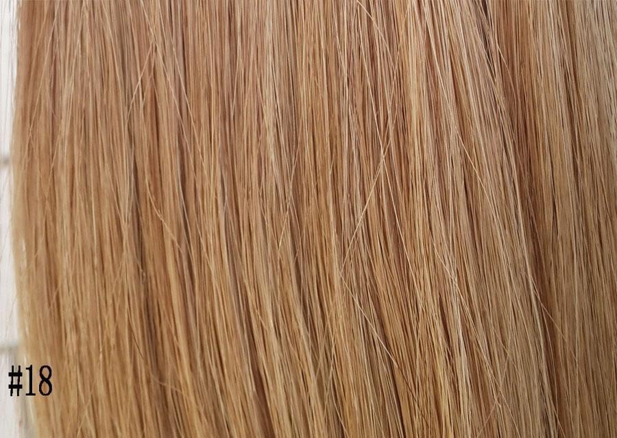 # 18 blonde de cendres foncé