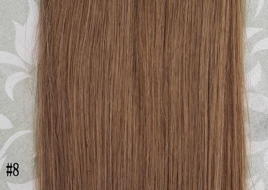 # 8 brun clair