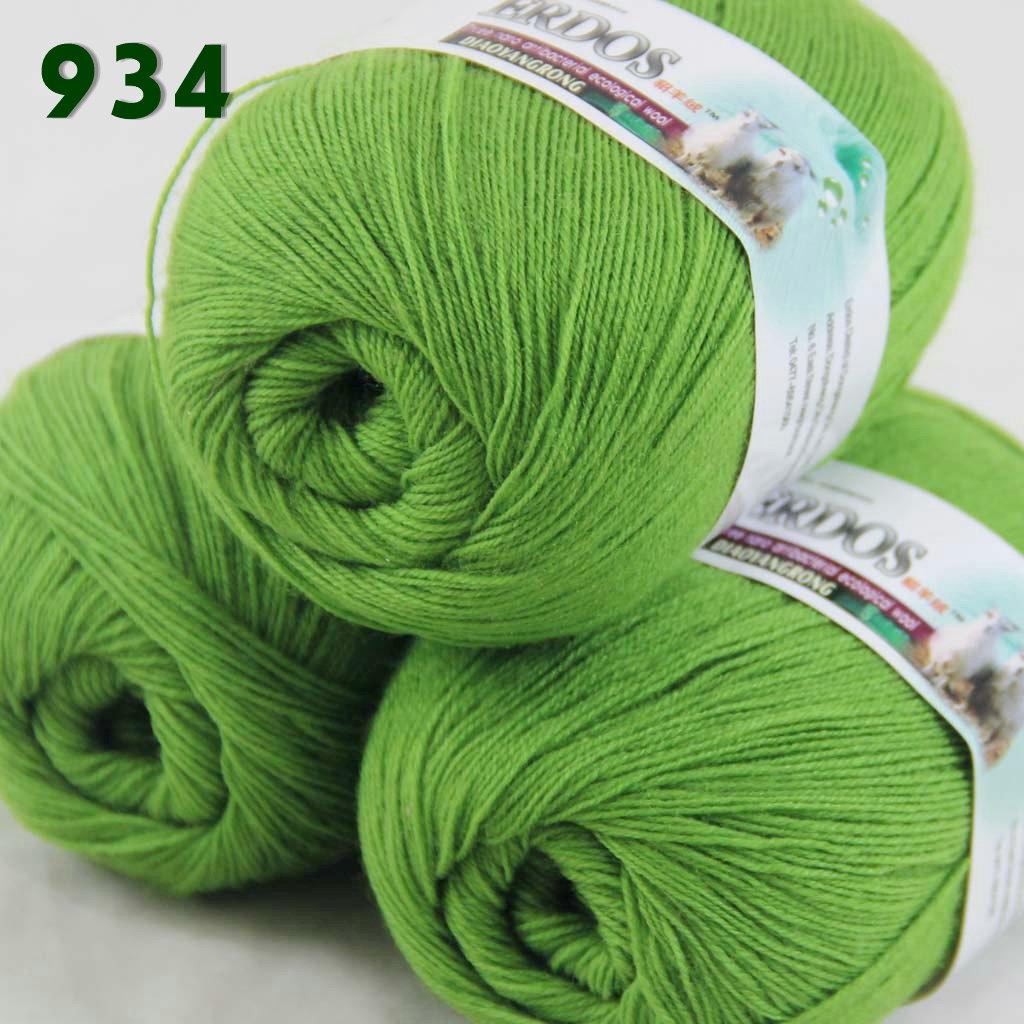 Неоновый зеленый 934