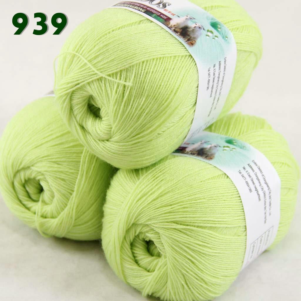 Желтый зеленый 939