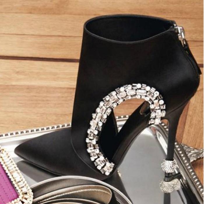 silk 10 heels