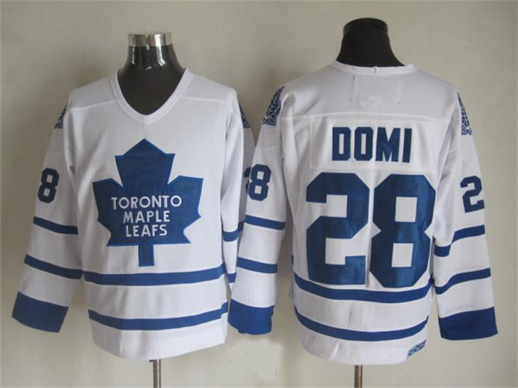 Maple Leafs White