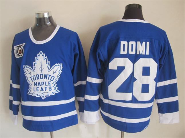 Maple Leafs 75th blue