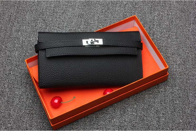 KL538 negro con la caja