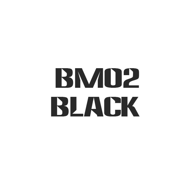 BM02 preto