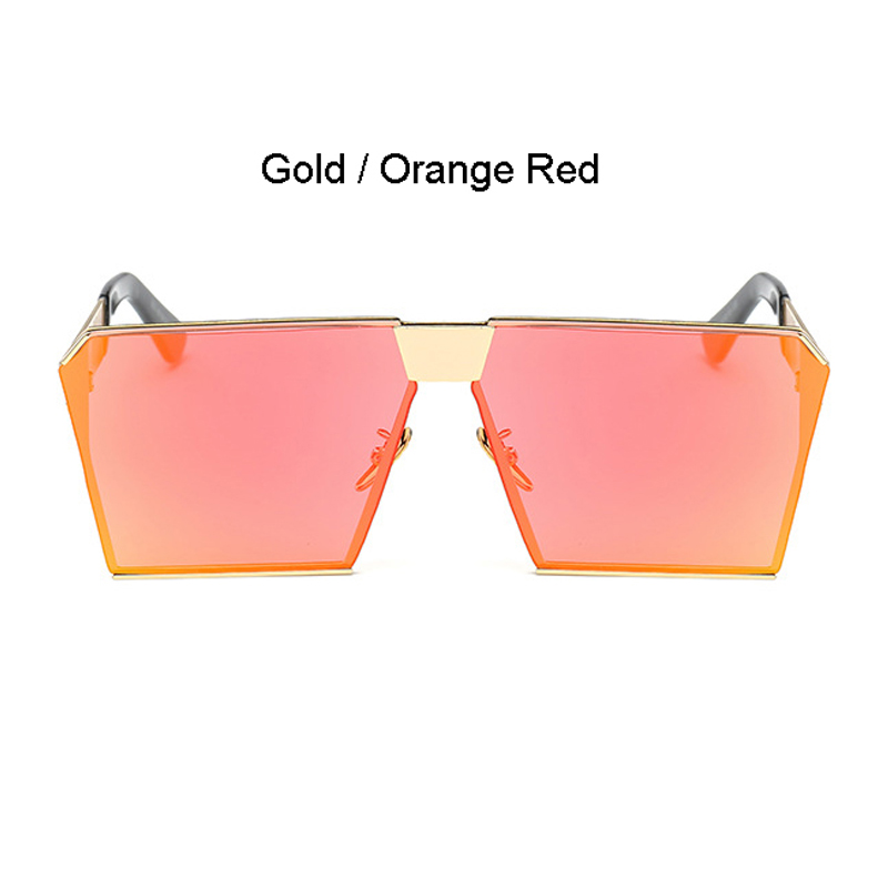 Gold-Rahmen Orange