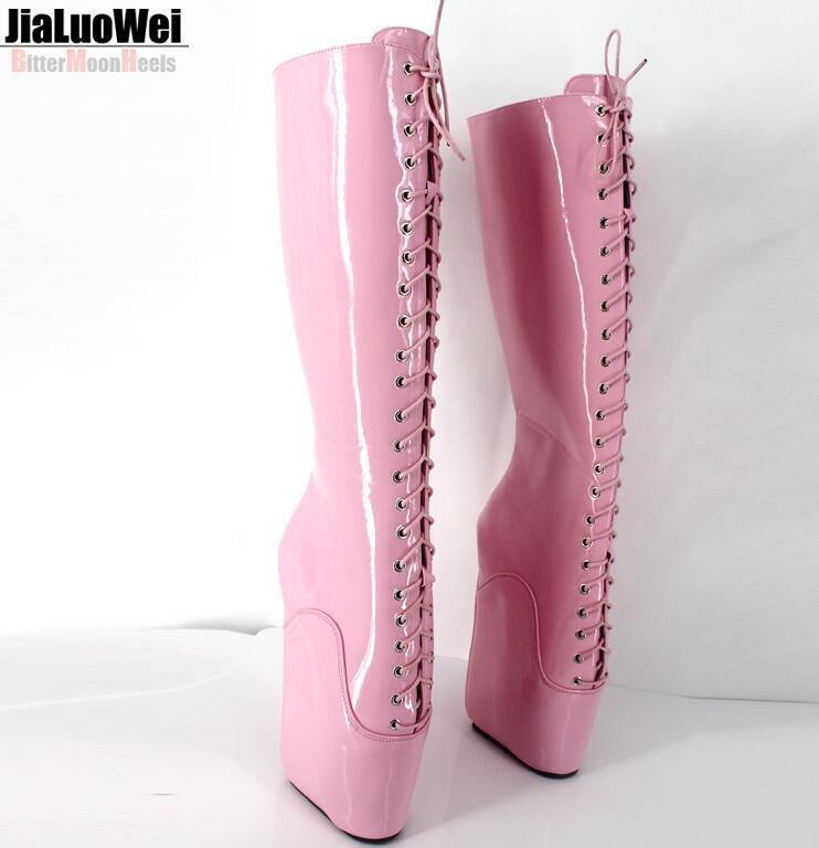 Pink shiny