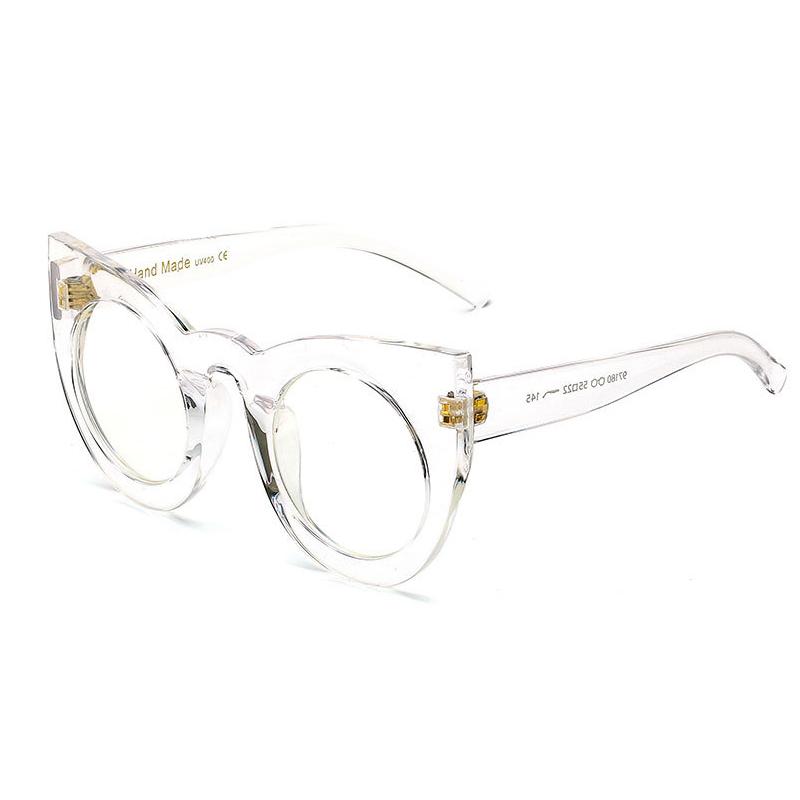 C10 Clear Frame Clear Lens