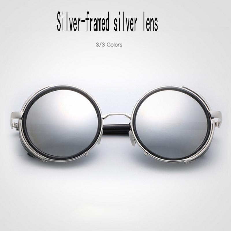 Lente d'argento in argento