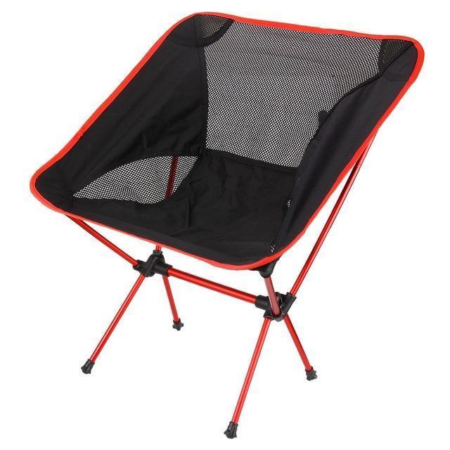 acheter ultra l ger pliant chaise de p che si ge pour. Black Bedroom Furniture Sets. Home Design Ideas