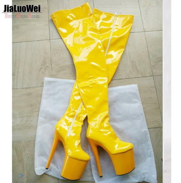 sarı parlak