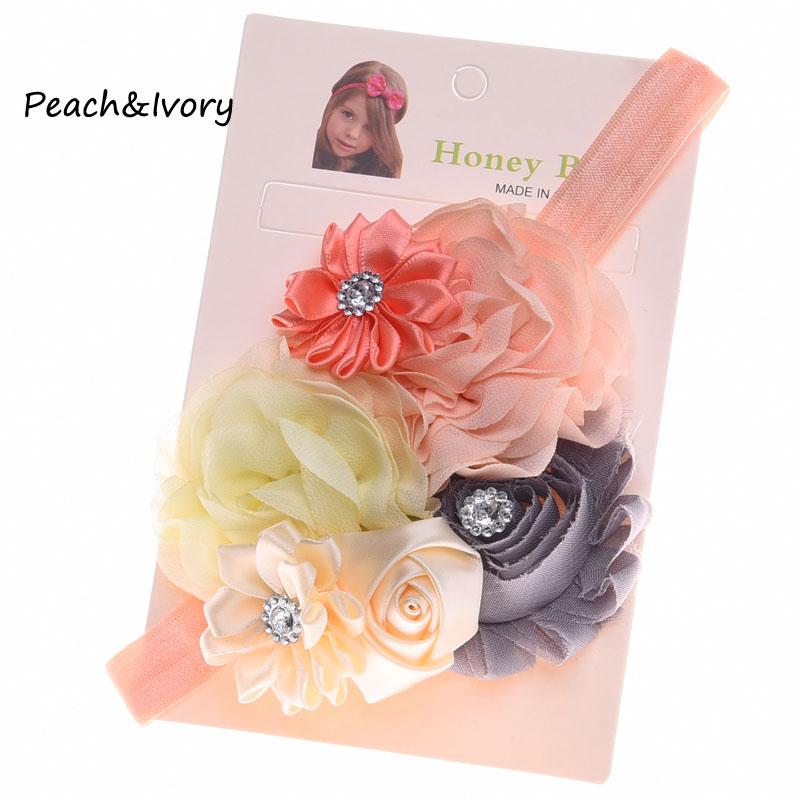 Peach Ivory