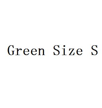 yeşil S