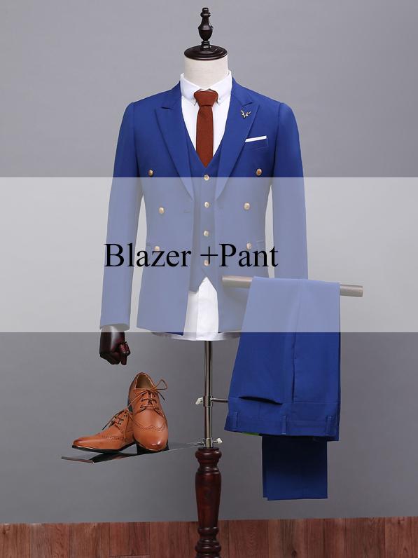 pantalon de blazer