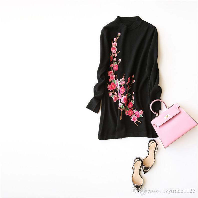 Schwarz Pflaumenblüte