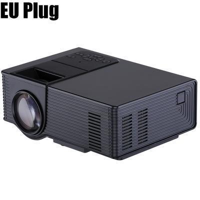 Black EU Plug