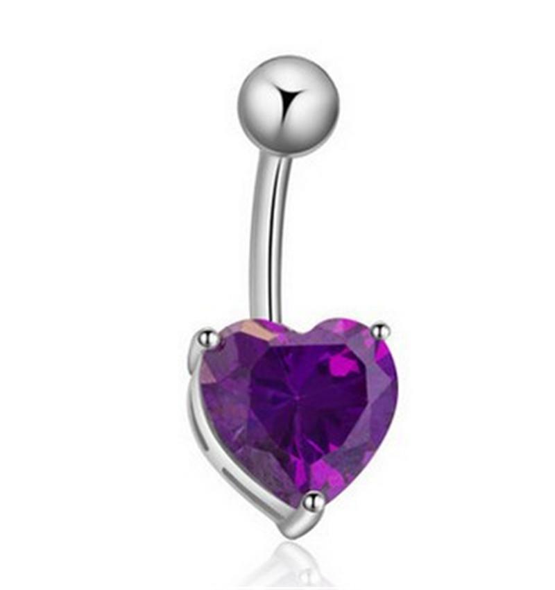 серебро + фиолетовый