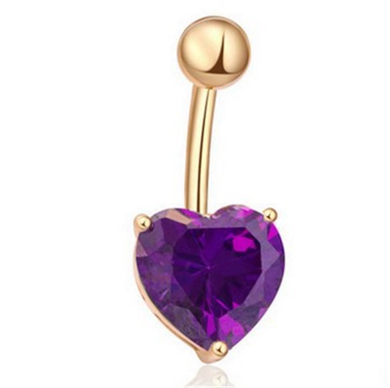 золото + фиолетовый