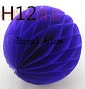 H12 royal blue