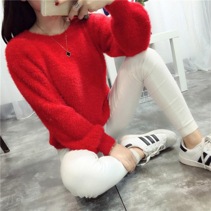 빨간 스웨터