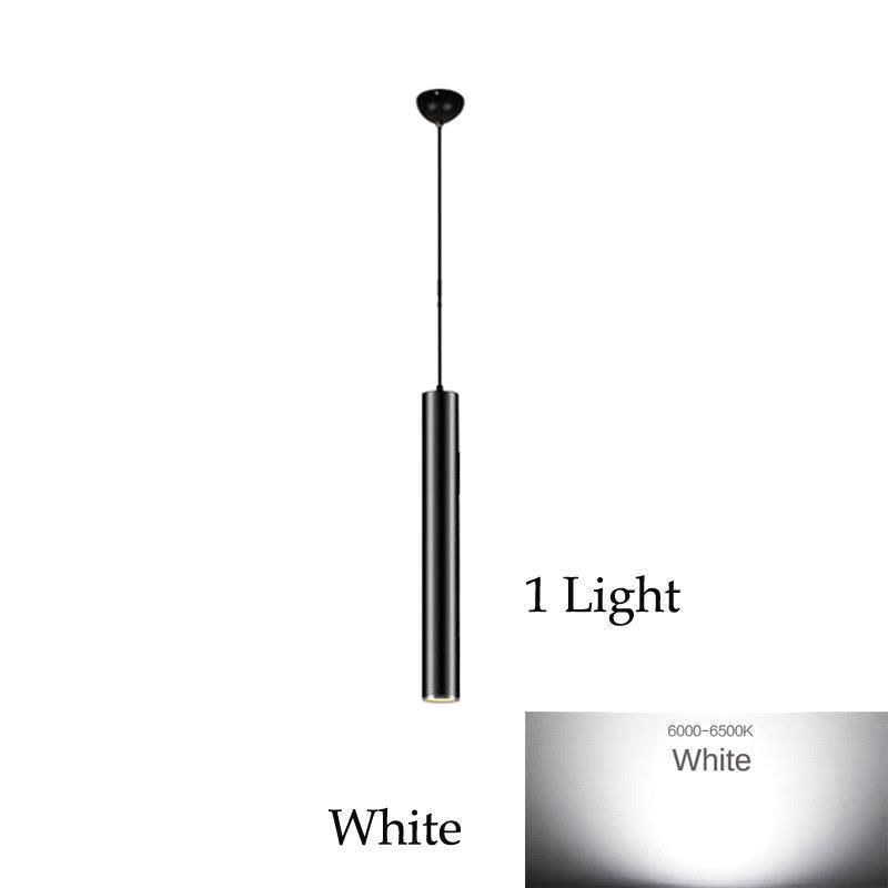1 luz (blanca)