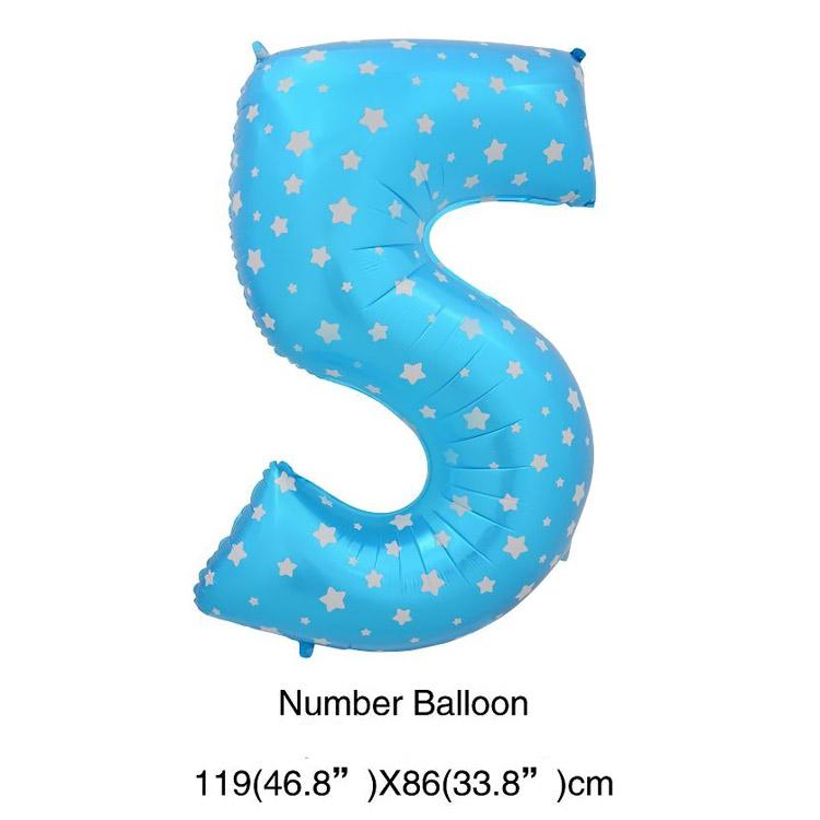 Синий 5