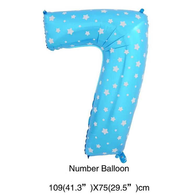 Синий 7