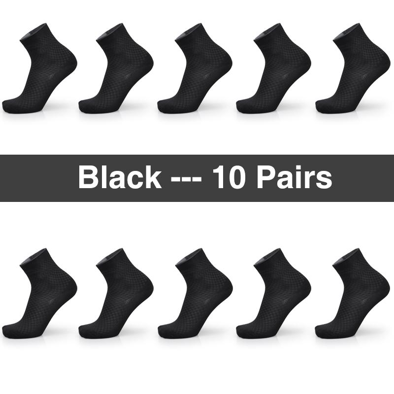 10 أسود