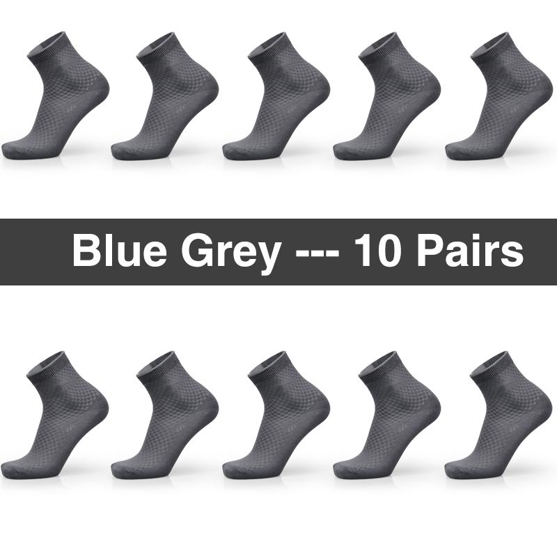 10 أزرق رمادي