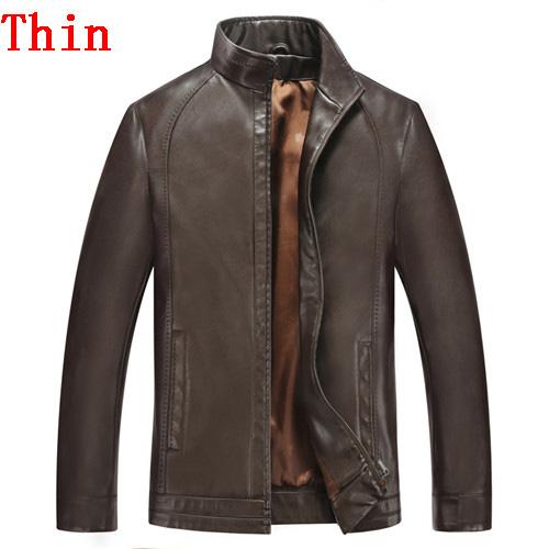 Thin Dark Brown